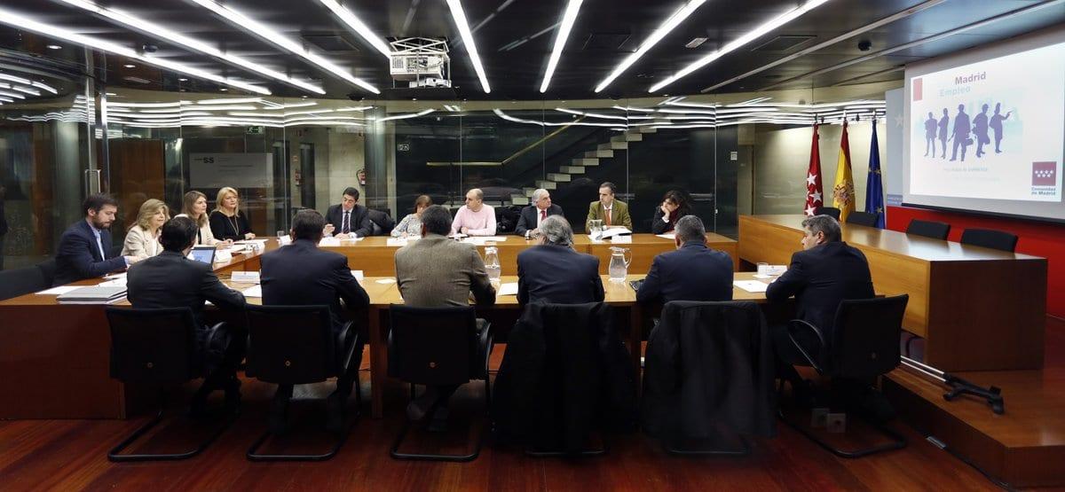 Constitución de la Mesa del Autónomo y la Economía Social